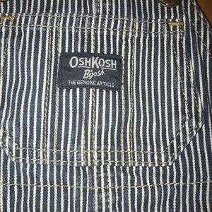 OshKosh B'gosh Bottoms - EUC OshKosh B'Gosh Baby Overalls